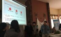 presentación de los estudiantes